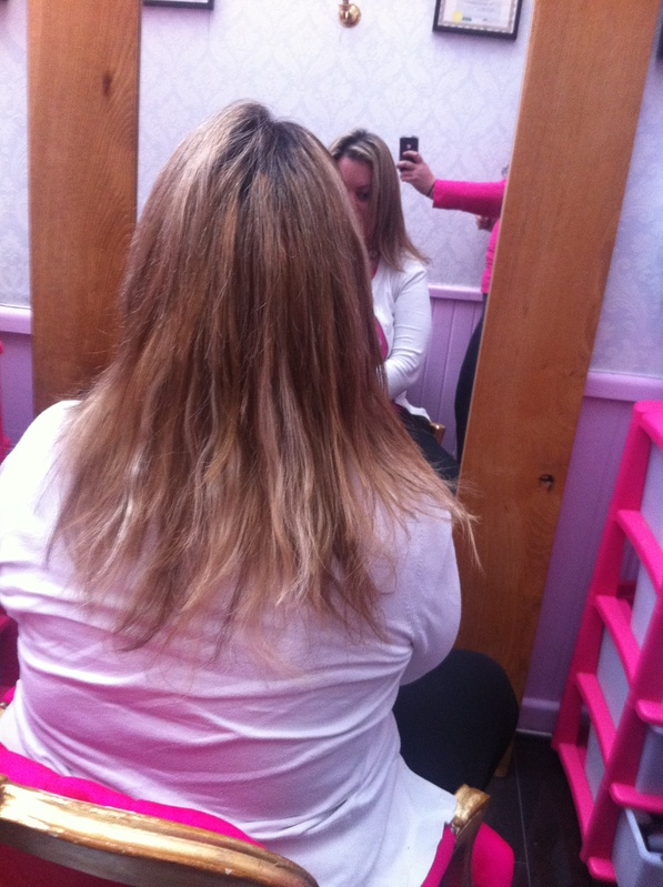 AFTER HAIR EXTENSIONS 040