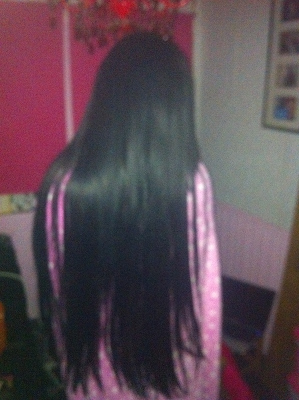AFTER HAIR EXTENSION 1200